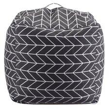 Geometric Bean Bag Chair
