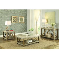 James Coffee Table Set by Laurel Foundry Modern Farmhouse
