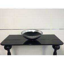 Atelier Filigrana Circular Vessel Bathroom Sink by Maestro Bath