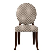 Lashley Solid Back Side Chair (Set of 2) by Red Barrel Studio