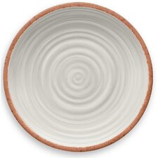 "Rustic Swirl 10.5"" Melamine Dinner Plate (Set of 6)"