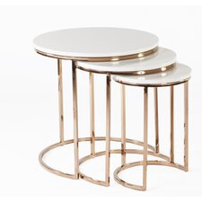 Ravenna Nesting Table by dCOR design