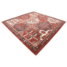 Karlovice Terracotta Area Rug