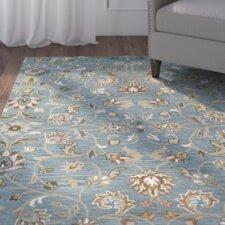 Lyndora Handmade Area Rug