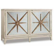 Melange Etoile 2 Door Accent Cabinet by Hooker Furniture