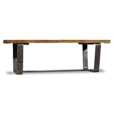 Live Edge Coffee Table by Hooker Furniture