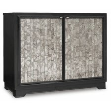 Melange Jett 2 Door Accent Cabinet by Hooker Furniture