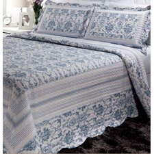 Wisteria Lattice Quilt Set