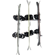 6 Snowboard Wall Mounted Rack