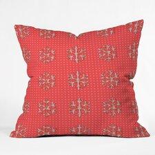 Oosterhout Flakes A Flutter Throw Pillow