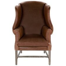 Bischof Wing Chair by Darby Home Co