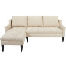 Amelie Reversible Chaise Sectional