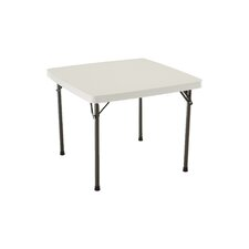 "37"" Square Folding Table"