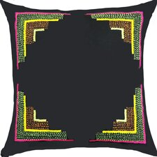 Sahab Handcrafted Cotton Throw Pillow