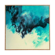 'Painted Clouds V' Framed Painting Print