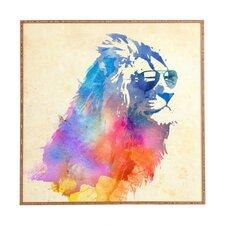 Sunny Leo by Robert Farkas Framed Painting Print