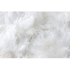 Maltino Hand-Loomed White Area Rug
