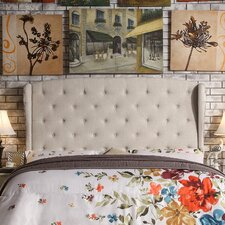 Nielsen Upholstered Wingback Headboard