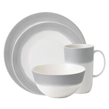 Simplicity Ombre 4 Piece Place Setting, Service for 1