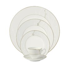 Lisette Bone China 5 Piece Place Setting, Service for 1