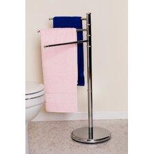 Como 28cm Freestanding Towel Rail