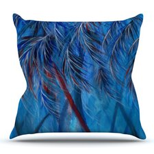 Tropical by Rosie Brown Outdoor Throw Pillow by East Urban Home