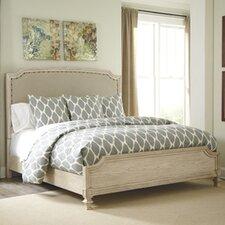 Glane Panel Customizable Bedroom Set