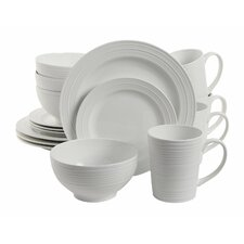 Colleen 16 Piece Dinnerware Set, Service for 4
