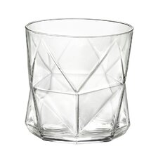 Laurel 13.75 Oz. Double Old Fashioned Glass (Set of 4)