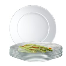 "Mazus 10.5"" Dinner Plate (Set of 12)"