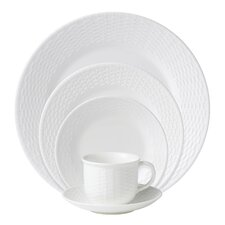 Nantucket Bone China 5 Piece Place Setting, Service for 1