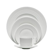 Intaglio Bone China 5 Piece Place Setting, Service for 1