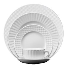 Night & Day Bone China 5 Piece Place Setting, Service for 1