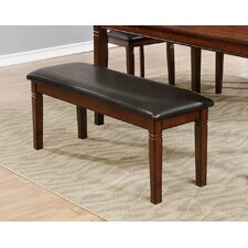Upholstered Dining Bench by BestMasterFurniture