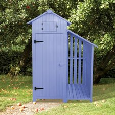 4 x 2 Wooden Tool Shed