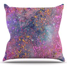 Universe by Marianna Tankelevich Outdoor Throw Pillow by East Urban Home