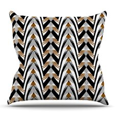 Wings by Vikki Salmela Outdoor Throw Pillow by East Urban Home