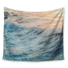 Sherbert Ocean by Chelsea Victoria Wall Tapestry