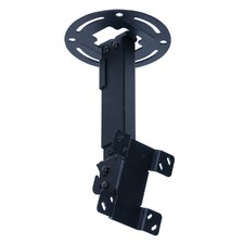 "Peerless TV and Projector Paramount Universal Tilt/Swivel Ceiling Mount for 15"" - 24"" LCD"