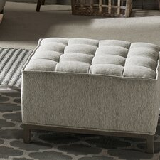 Grant Ottoman by INK+IVY