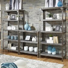Urban 76 Oversized Set Bookcase by Home Styles