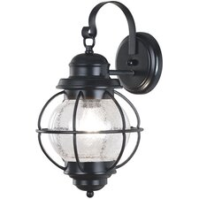 Hatteras 1-Light Outdoor Wall Lantern