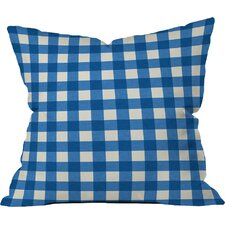 Holli Zollinger Gingham Outdoor Throw Pillow by East Urban Home