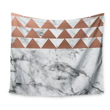 Marble & Metal Wall Tapestry