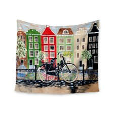 Bicycle by Christen Treat Wall Tapestry