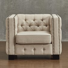 Burnley Armchair by Three Posts