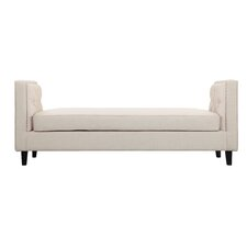 Isolde Upholstered Bedroom Bench by House of Hampton