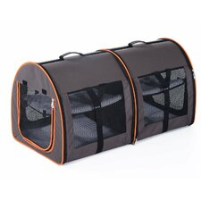 Twin System Travel Pet Carrier