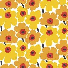 "Volume 4 Unikko 33' x 21"" Floral Wallpaper Roll"