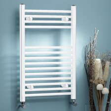 Wall Mounted Water-Fed Heated Towel Rail